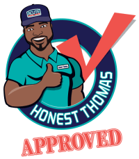 Honest Thomas seal of approval